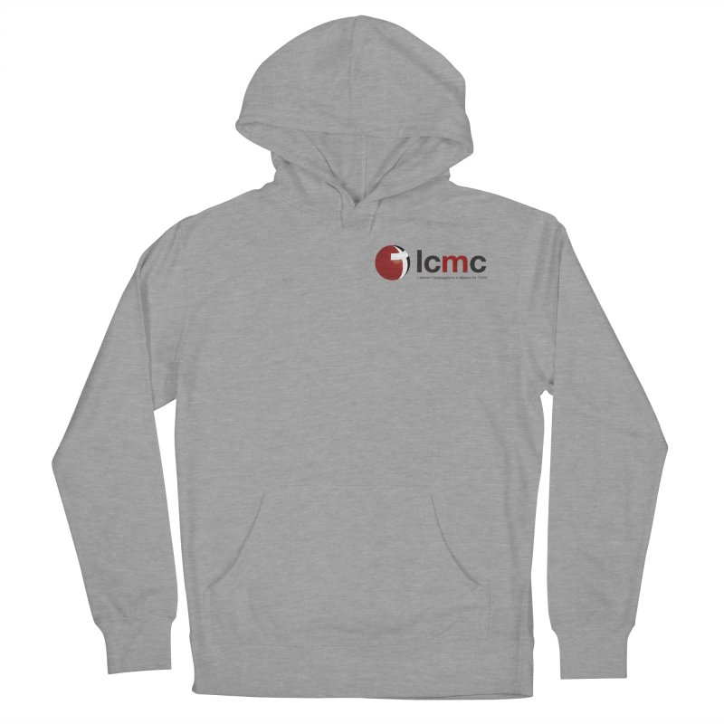 Small Logo Collection (Light Colors) Men's Pullover Hoody by LCMC Store