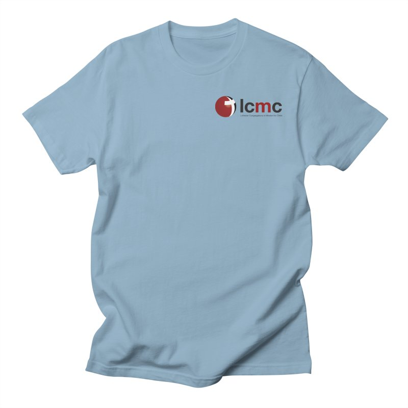 Small Logo Collection (Light Colors) Women's Unisex T-Shirt by LCMC Store