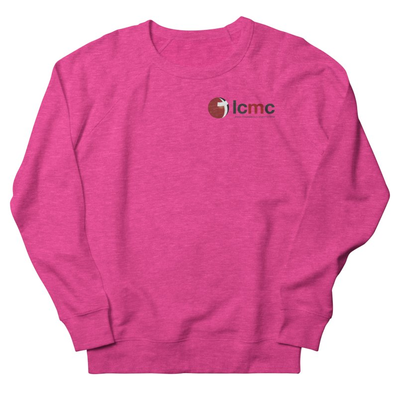 Small Logo Collection (Light Colors) Women's Sweatshirt by LCMC Store