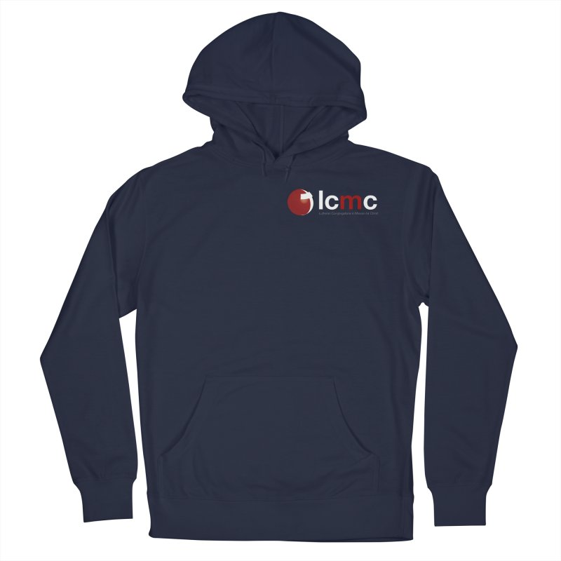 Small Logo Collection (Dark Colors) Men's Pullover Hoody by LCMC Store