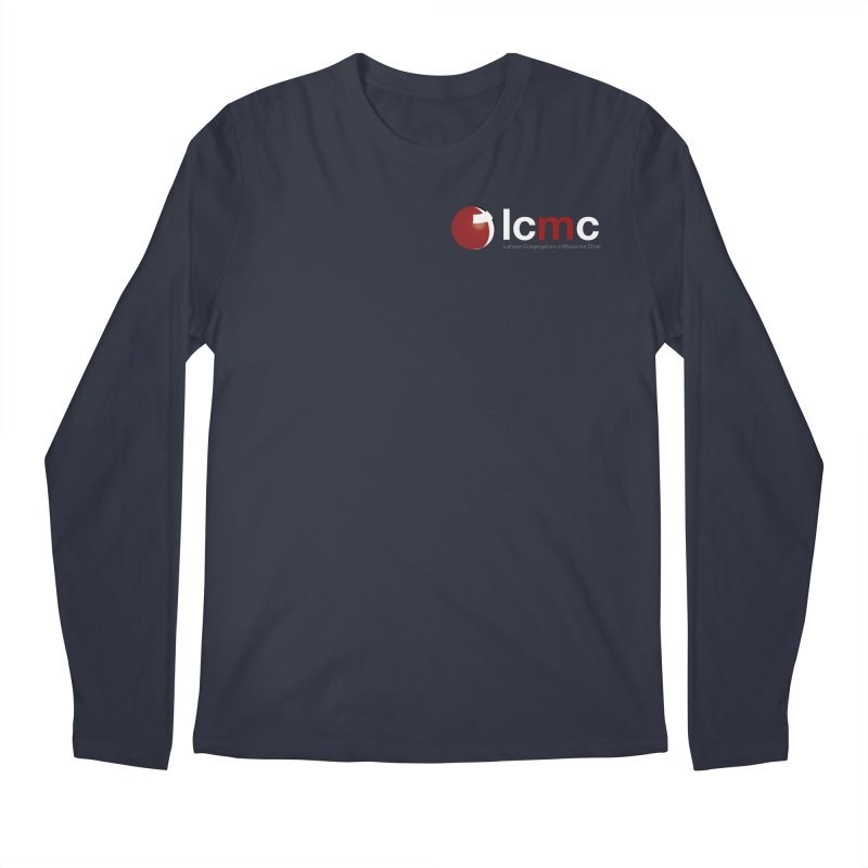 Small Logo Collection (Dark Colors) Men's Longsleeve T-Shirt by LCMC Store