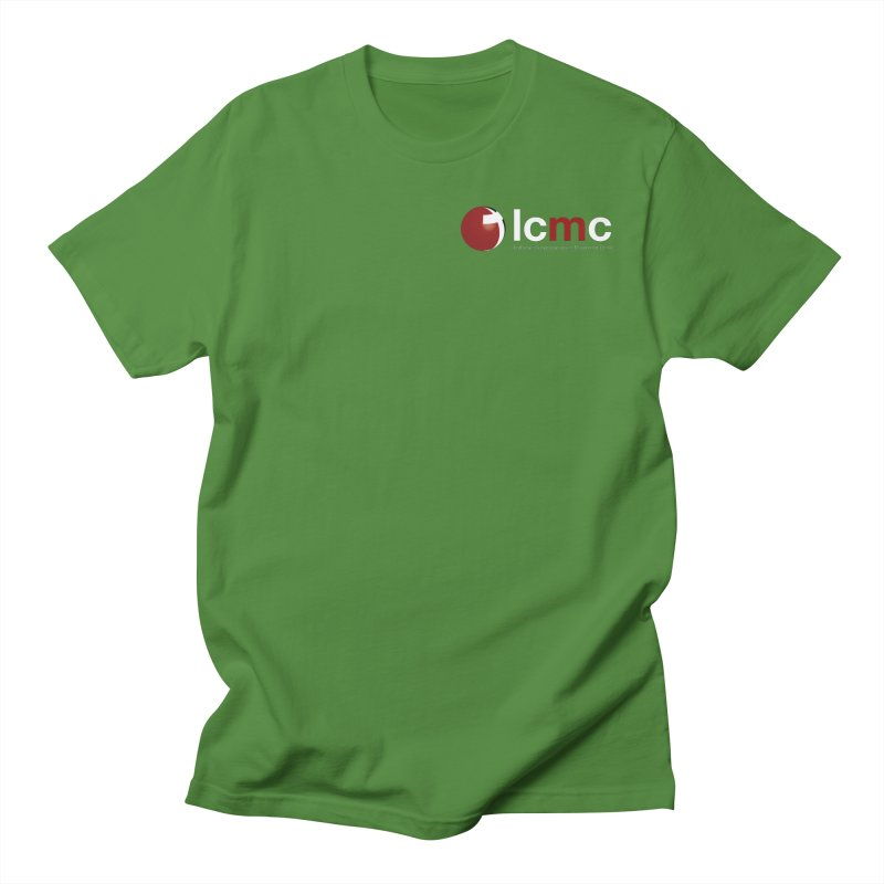 Small Logo Collection (Dark Colors) Women's Unisex T-Shirt by LCMC Store