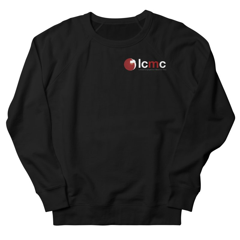 Small Logo Collection (Dark Colors) Men's Sweatshirt by LCMC Store
