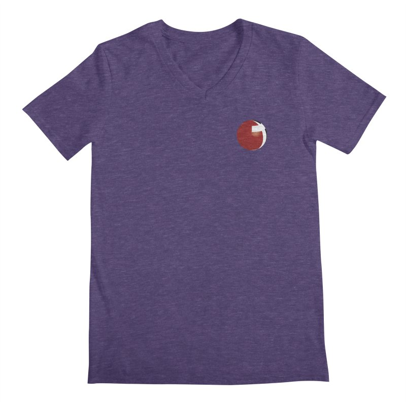 Small Graphic Collection Men's V-Neck by LCMC Store