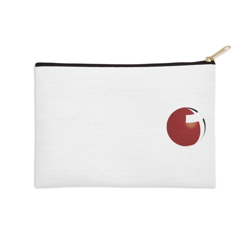 Small Graphic Collection Accessories Zip Pouch by LCMC Store