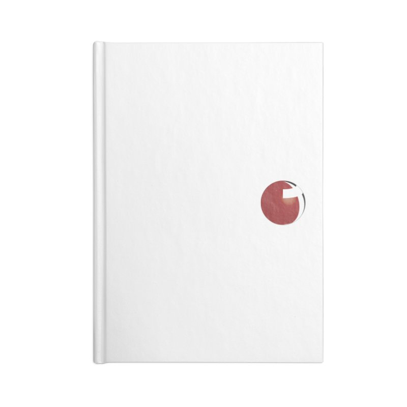 Small Graphic Collection Accessories Blank Journal Notebook by LCMC Store