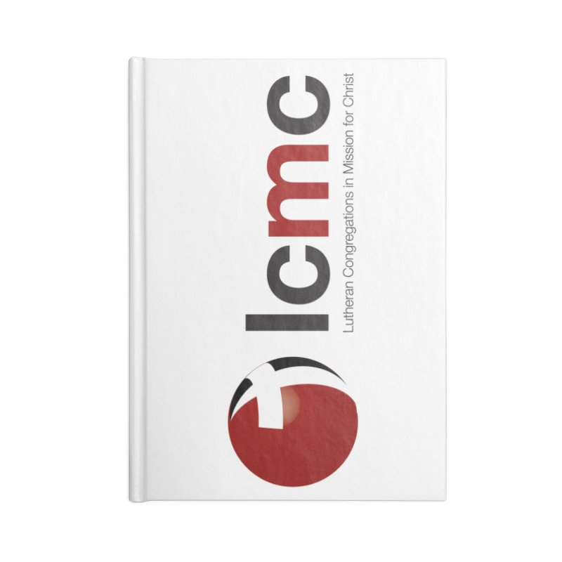 Vertical Logo Collection Accessories Notebook by LCMC Store