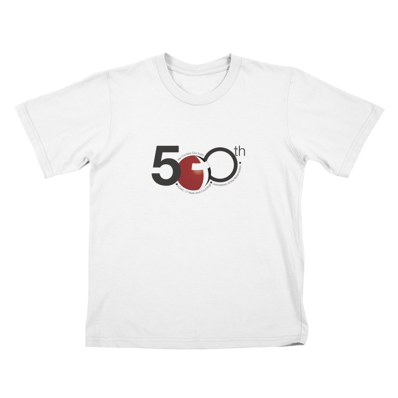 17th Annual Gathering Collection - Limited Time! Kids T-shirt by LCMC Store
