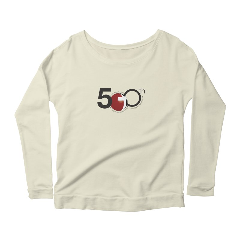 17th Annual Gathering Collection - Limited Time! Women's Longsleeve Scoopneck  by LCMC Store