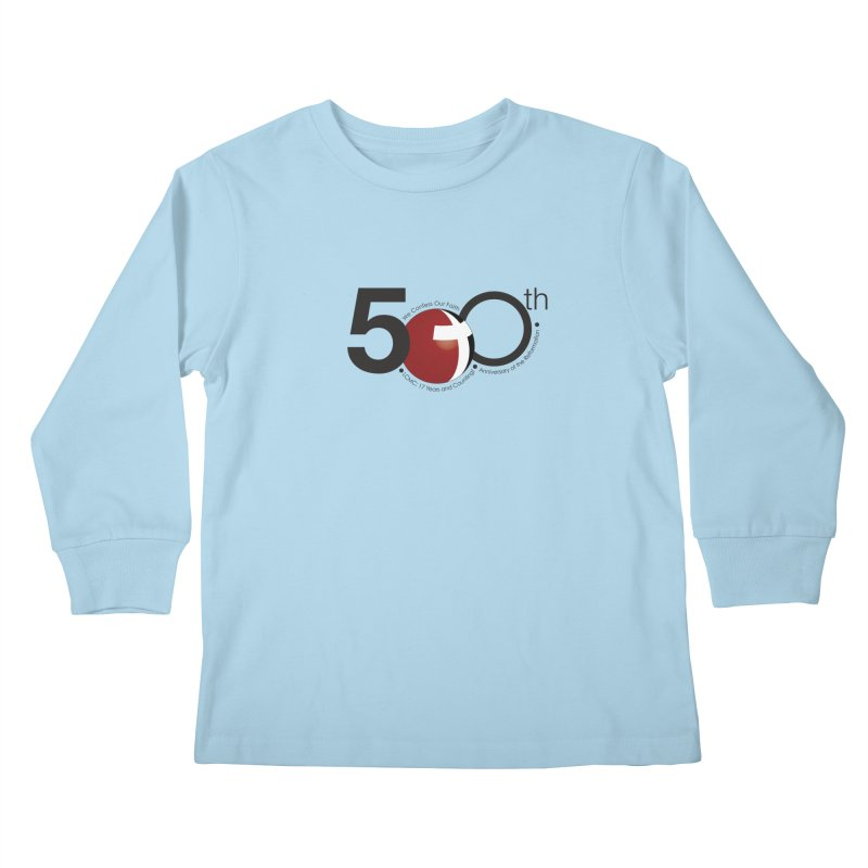 17th Annual Gathering Collection - Limited Time! Kids Longsleeve T-Shirt by LCMC Store