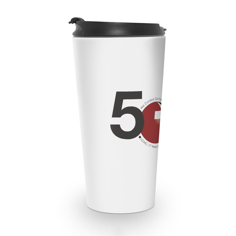17th Annual Gathering Collection - Limited Time! in Travel Mug by LCMC Store
