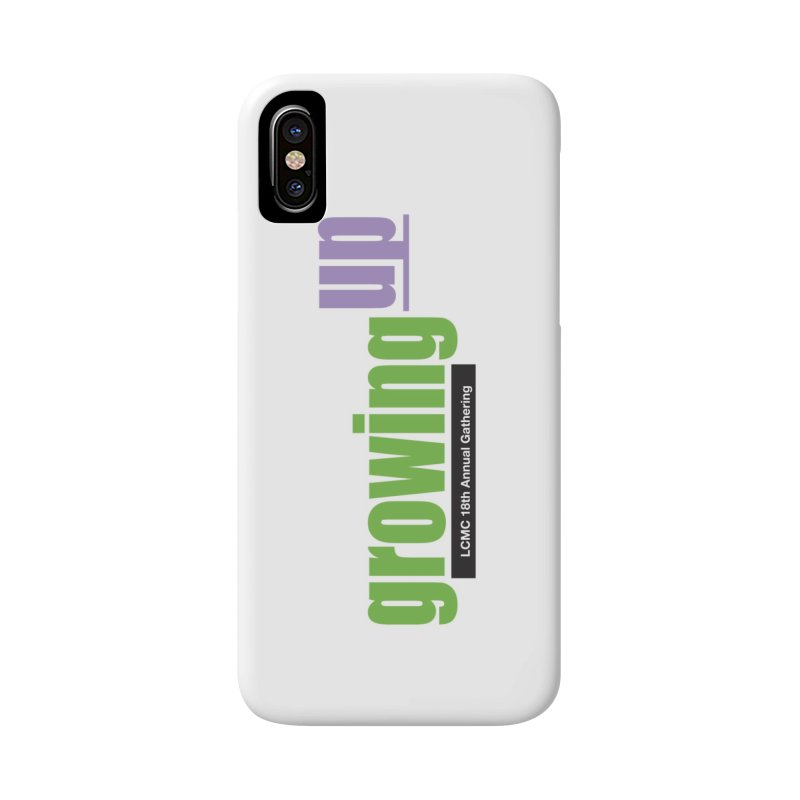 18th Annual Gathering - Limited Time! Accessories Phone Case by LCMC Store