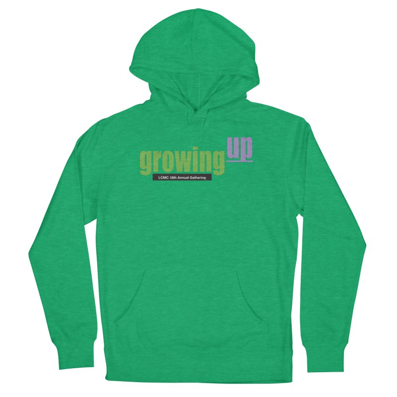 18th Annual Gathering - Limited Time! Women's French Terry Pullover Hoody by LCMC Store
