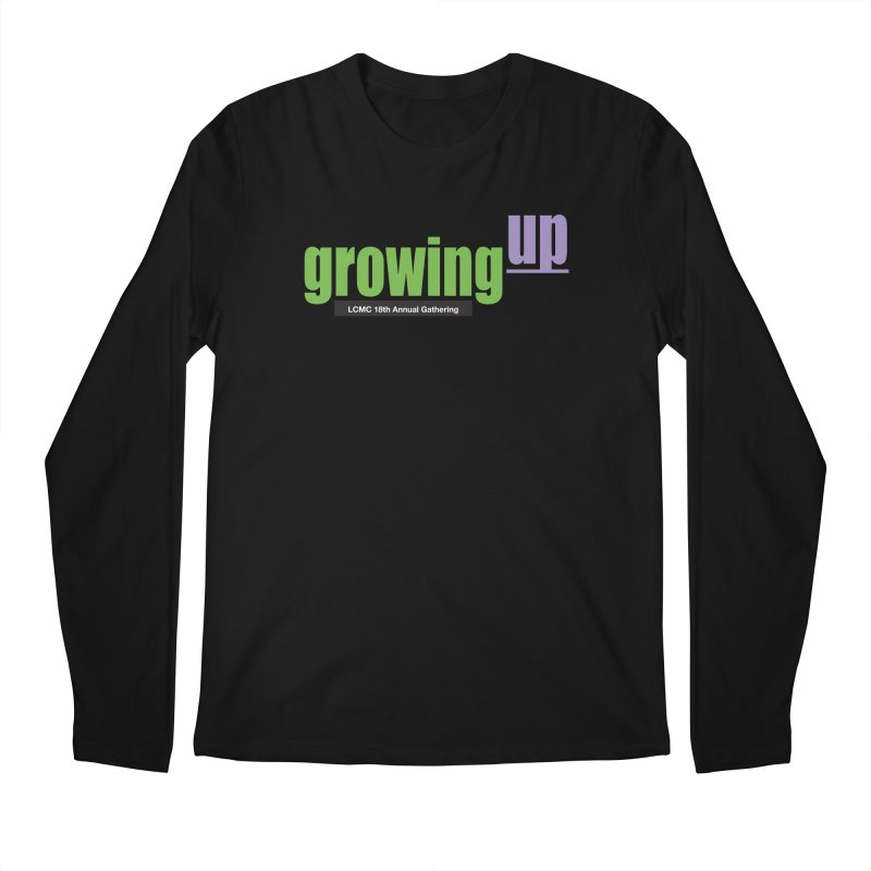 18th Annual Gathering - Limited Time! Men's Regular Longsleeve T-Shirt by LCMC Store