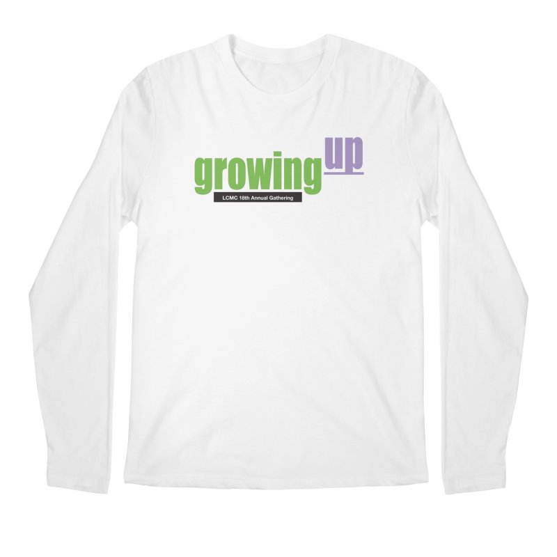 18th Annual Gathering - Limited Time! Men's Longsleeve T-Shirt by LCMC Store