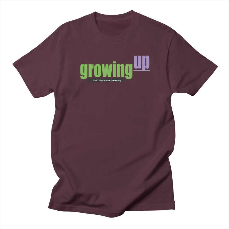 18th Annual Gathering - Limited Time! Men's T-Shirt by LCMC Store