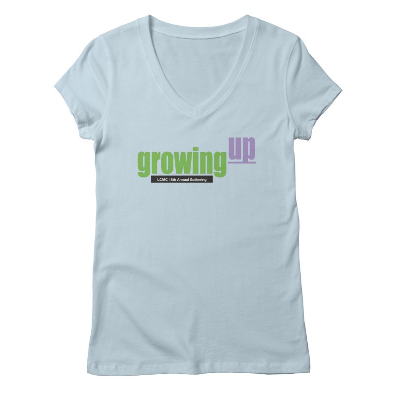 18th Annual Gathering - Limited Time! Women's Regular V-Neck by LCMC Store
