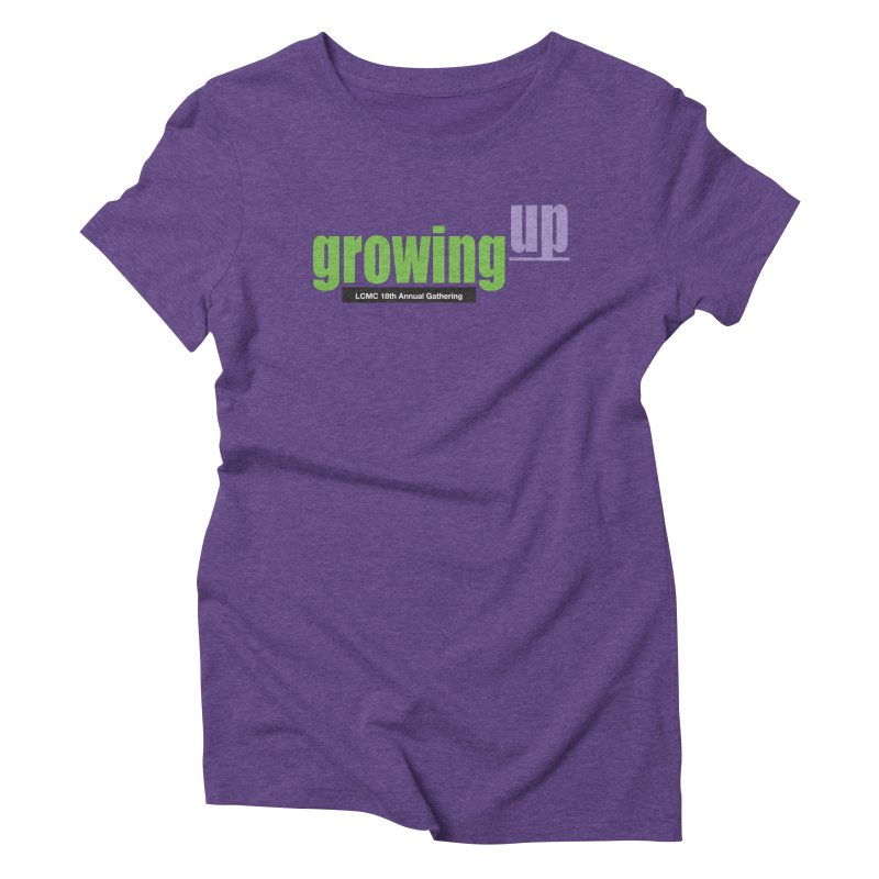 18th Annual Gathering - Limited Time! Women's Triblend T-Shirt by LCMC Store