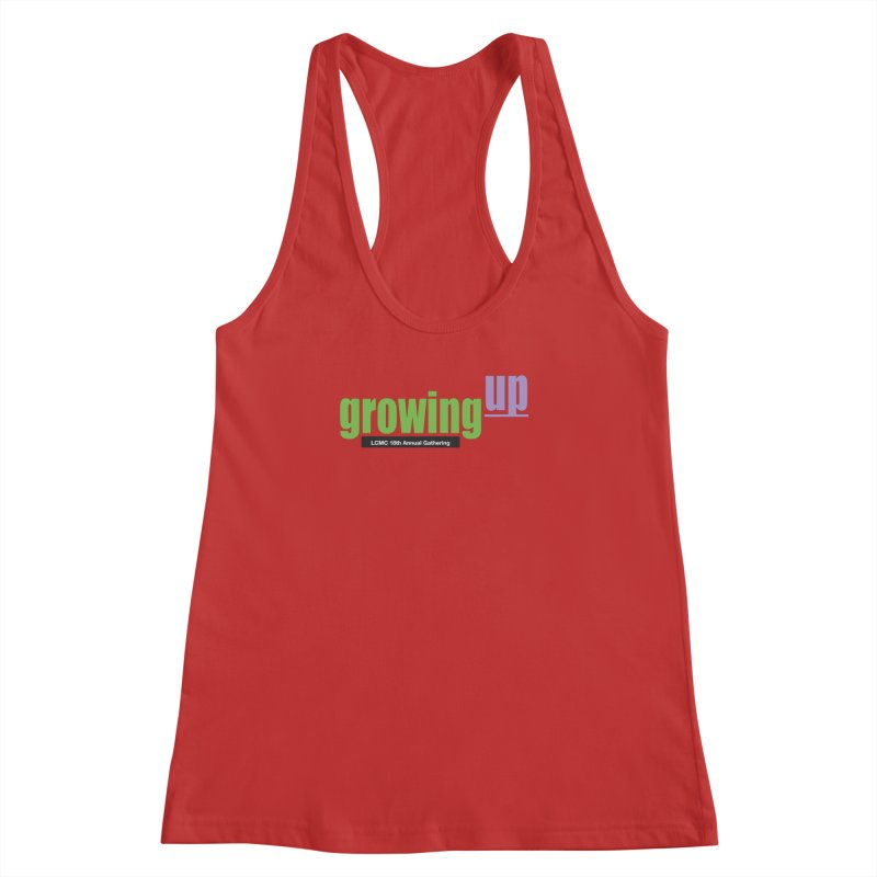 18th Annual Gathering - Limited Time! Women's Racerback Tank by LCMC Store