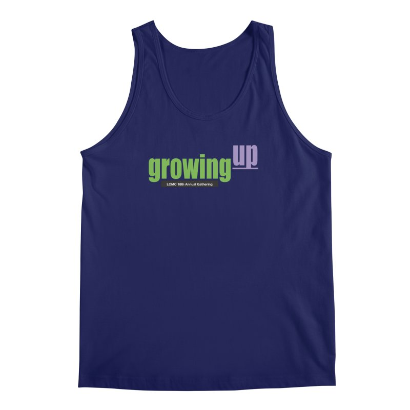 18th Annual Gathering - Limited Time! Men's Regular Tank by LCMC Store
