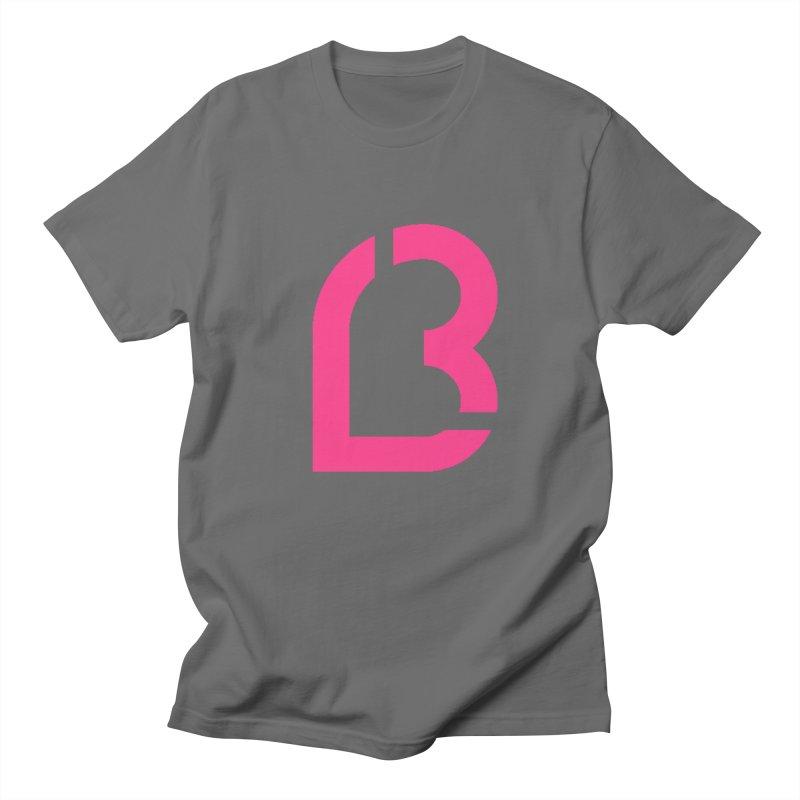 Lea B. Logo 8 Men's T-Shirt by Lea B.'s  Boutique
