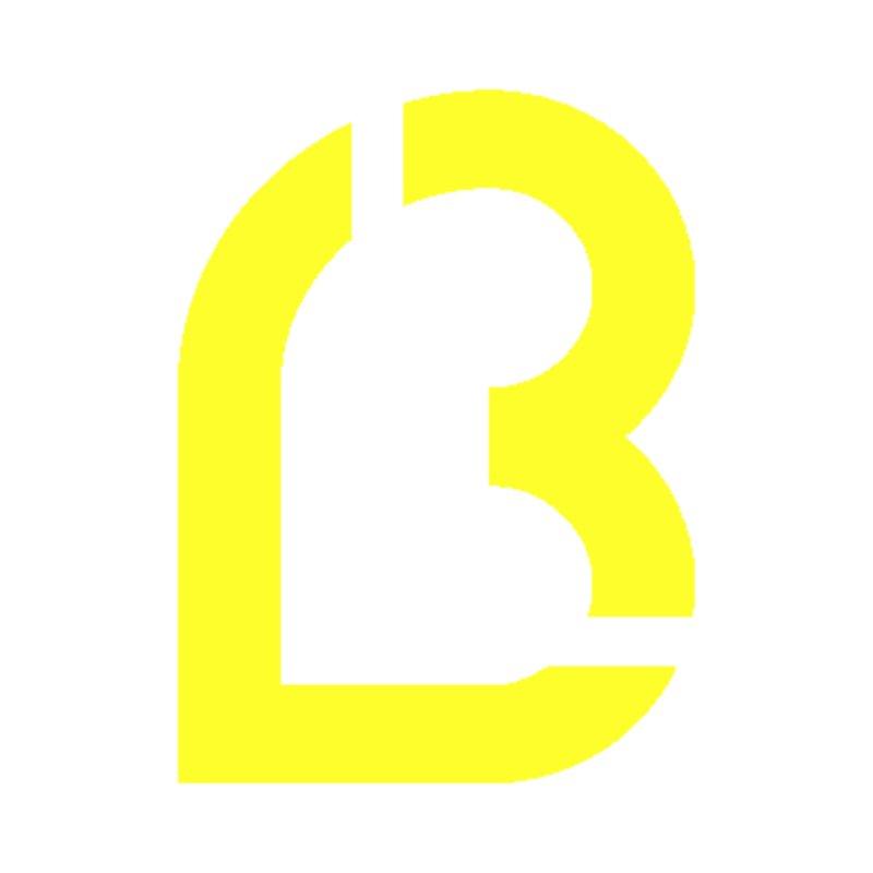 Lea B. Logo 9 Men's T-Shirt by Lea B.'s  Boutique