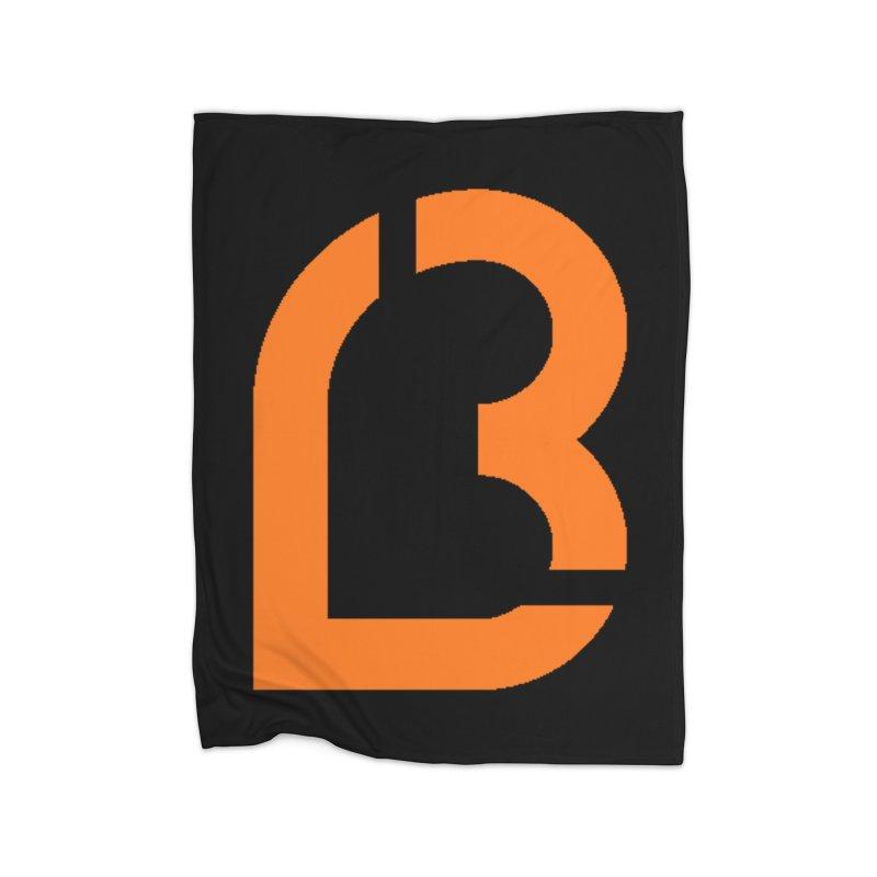 Lea B. Logo 10 Home Blanket by Lea B.'s  Boutique