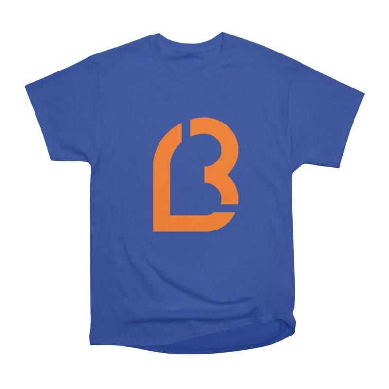 Lea B. Logo 10 Men's T-Shirt by Lea B.'s  Boutique