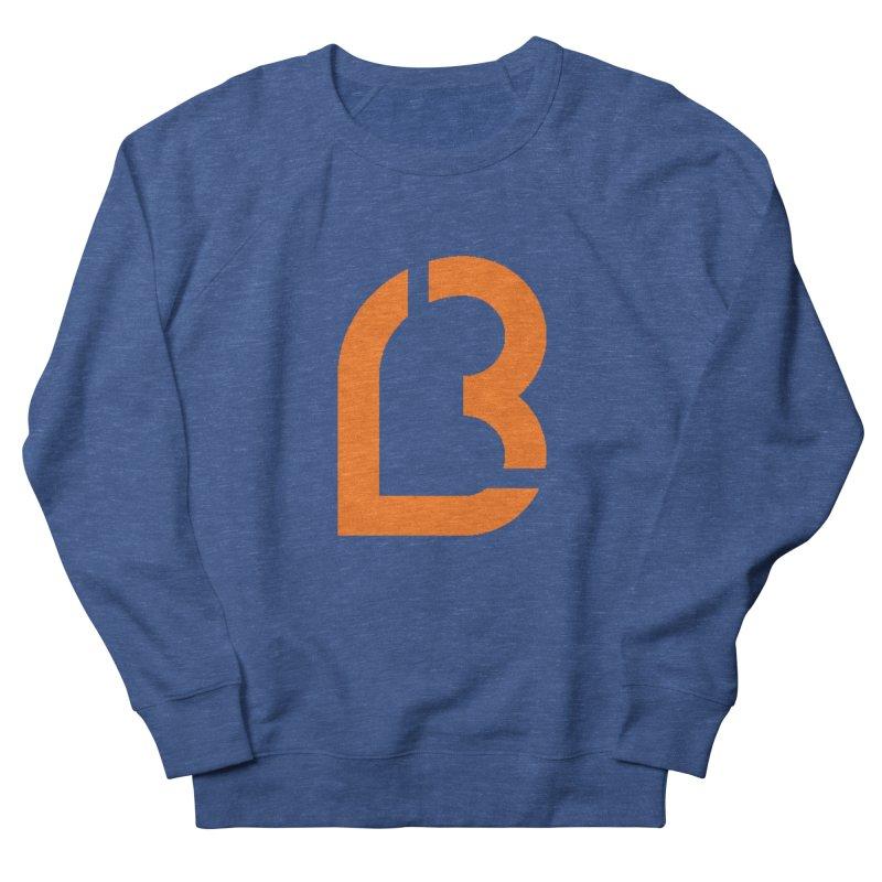 Lea B. Logo 10 Men's Sweatshirt by Lea B.'s  Boutique