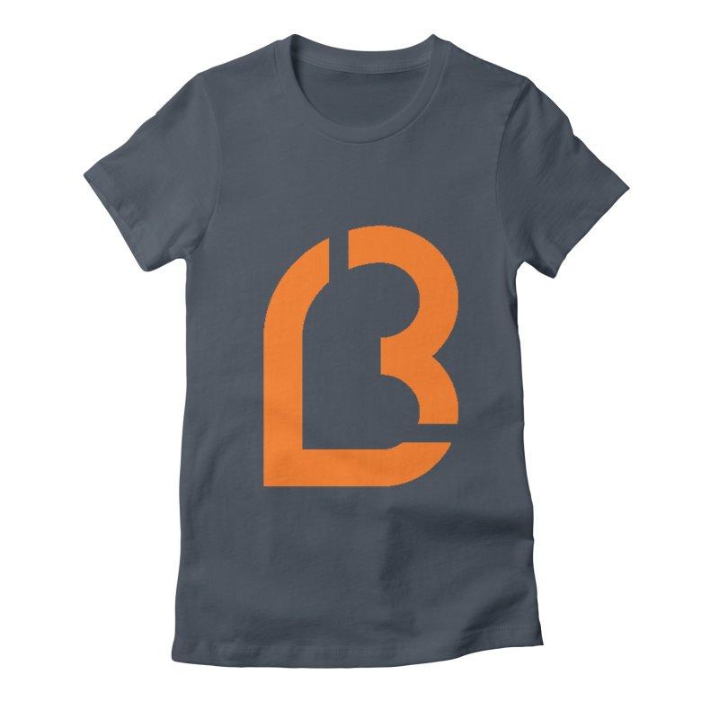 Lea B. Logo 10 Women's T-Shirt by Lea B.'s  Boutique