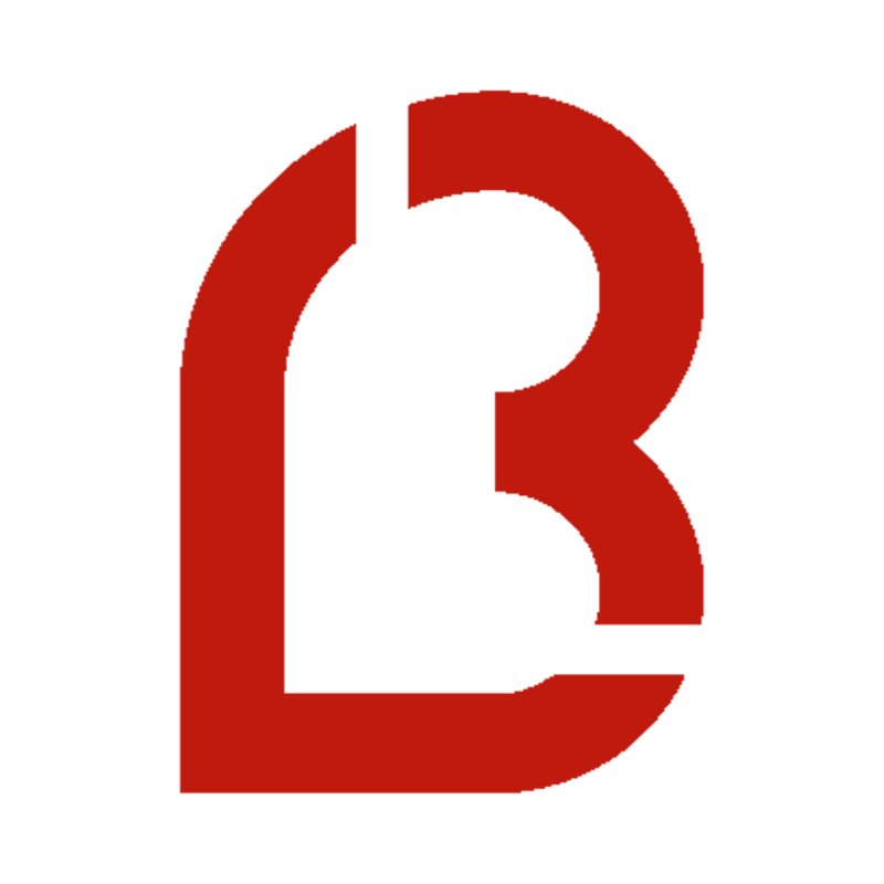 Lea B. Logo 14 Men's T-Shirt by Lea B.'s  Boutique