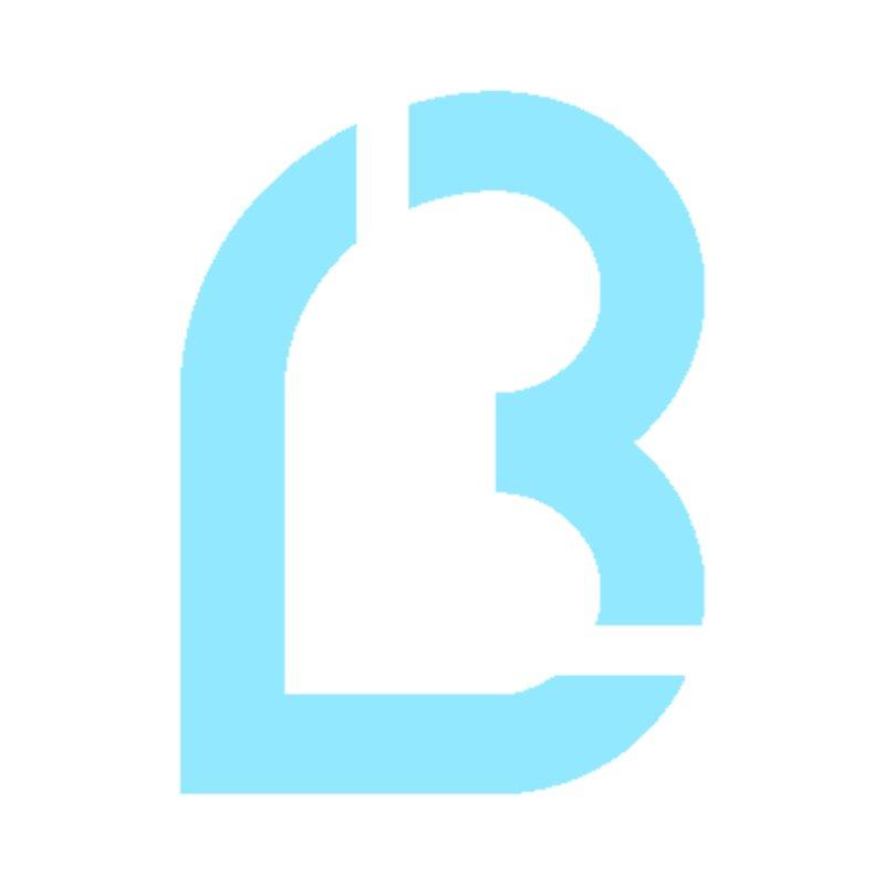 Lea B. Logo 15 Men's T-Shirt by Lea B.'s  Boutique