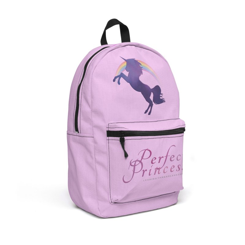 Perfect Princess Accessories Backpack Bag by Leading Artist Shop
