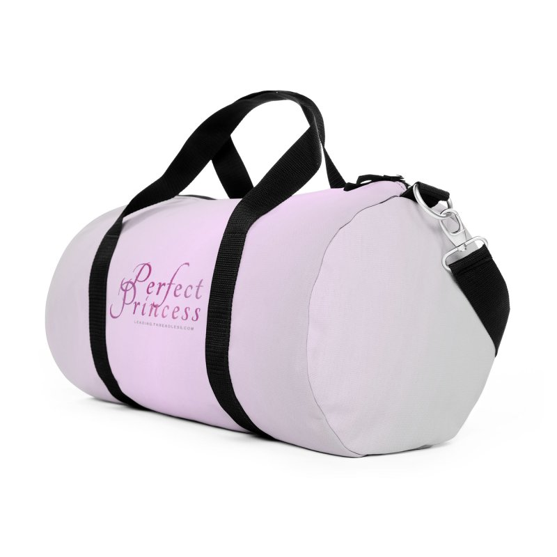 Perfect Princess Accessories Duffel Bag Bag by Leading Artist Shop