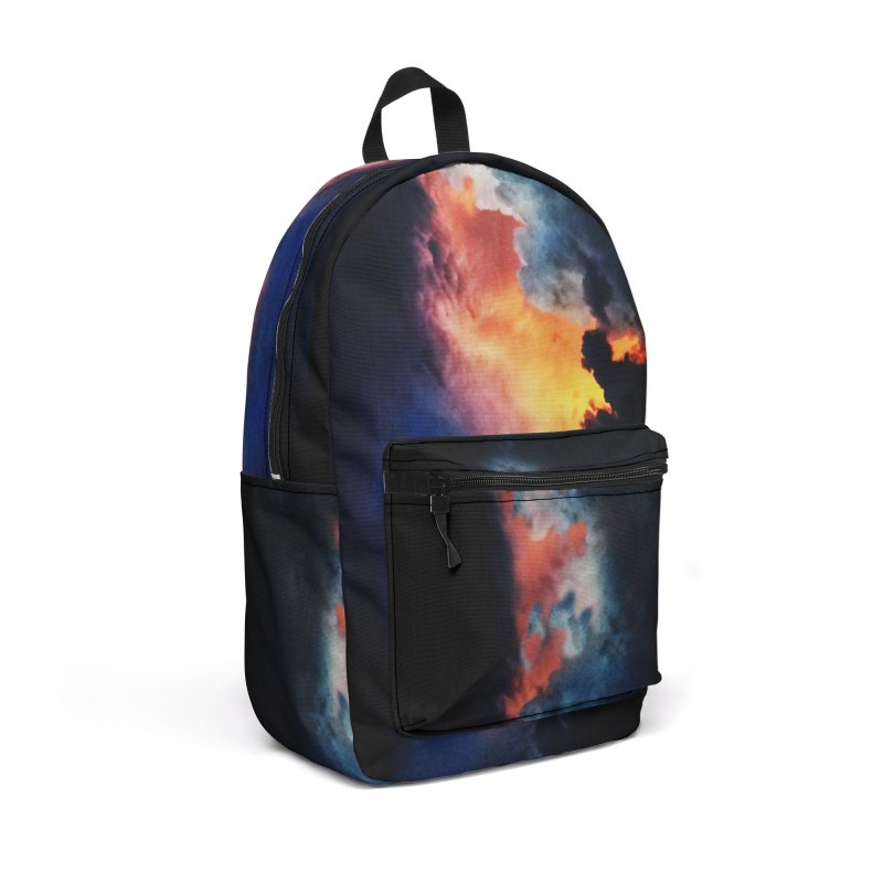 BackPack or Duffel bag Design - What Is It? Accessories Backpack Bag by Leading Artist Shop