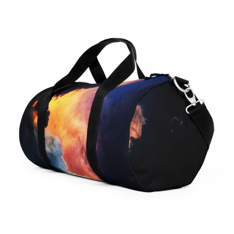 BackPack or Duffel bag Design - What Is It? Accessories Duffel Bag Bag by Leading Artist Shop