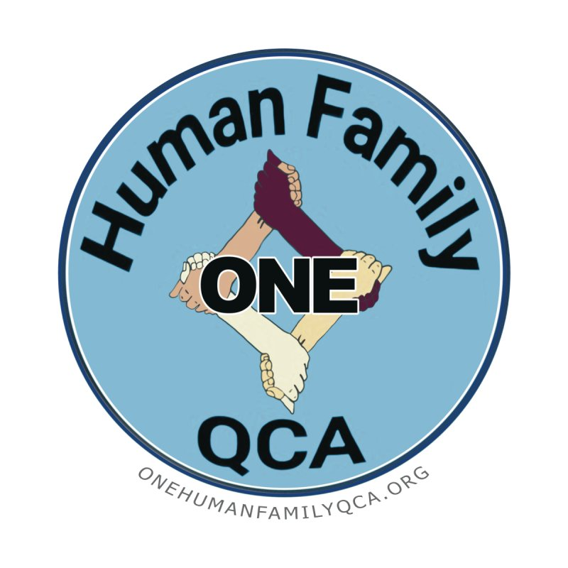 One Human Family QCA by Leading Artist Shop