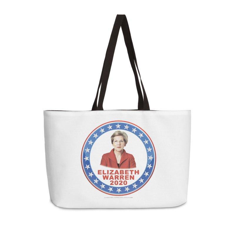 Elizabeth Warren 2020 Shirts n More Accessories Weekender Bag Bag by Leading Artist Shop