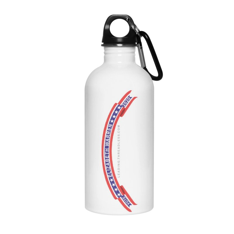Vote Elizabeth Warren 2020 Shirts Accessories Water Bottle by Leading Artist Shop