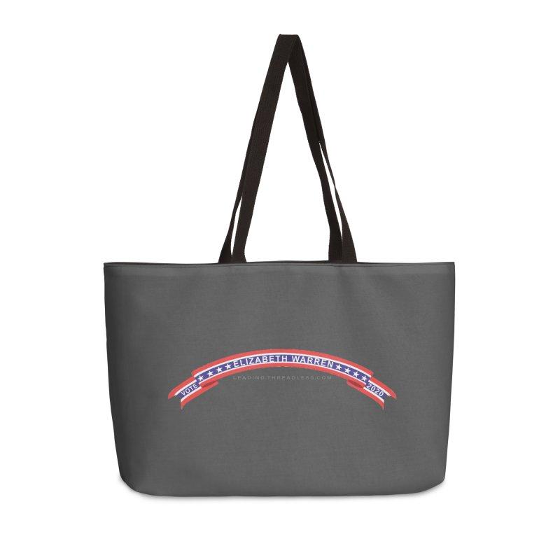 Vote Elizabeth Warren 2020 Shirts Accessories Weekender Bag Bag by Leading Artist Shop