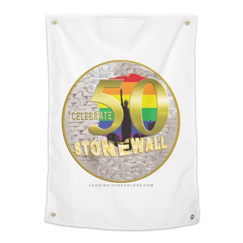 Stonewall 1969 Home Tapestry by Leading Artist Shop