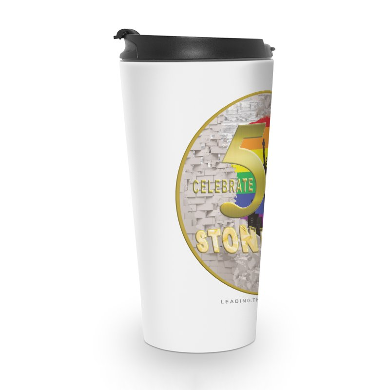 Stonewall 1969 Accessories Travel Mug by Leading Artist Shop