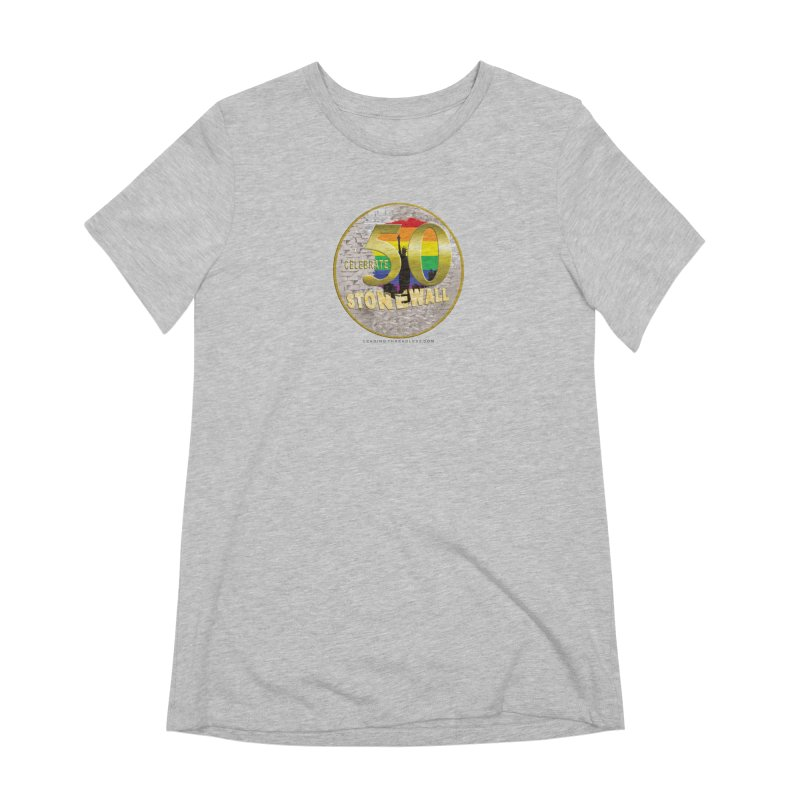 Stonewall 1969 Women's Extra Soft T-Shirt by Leading Artist Shop