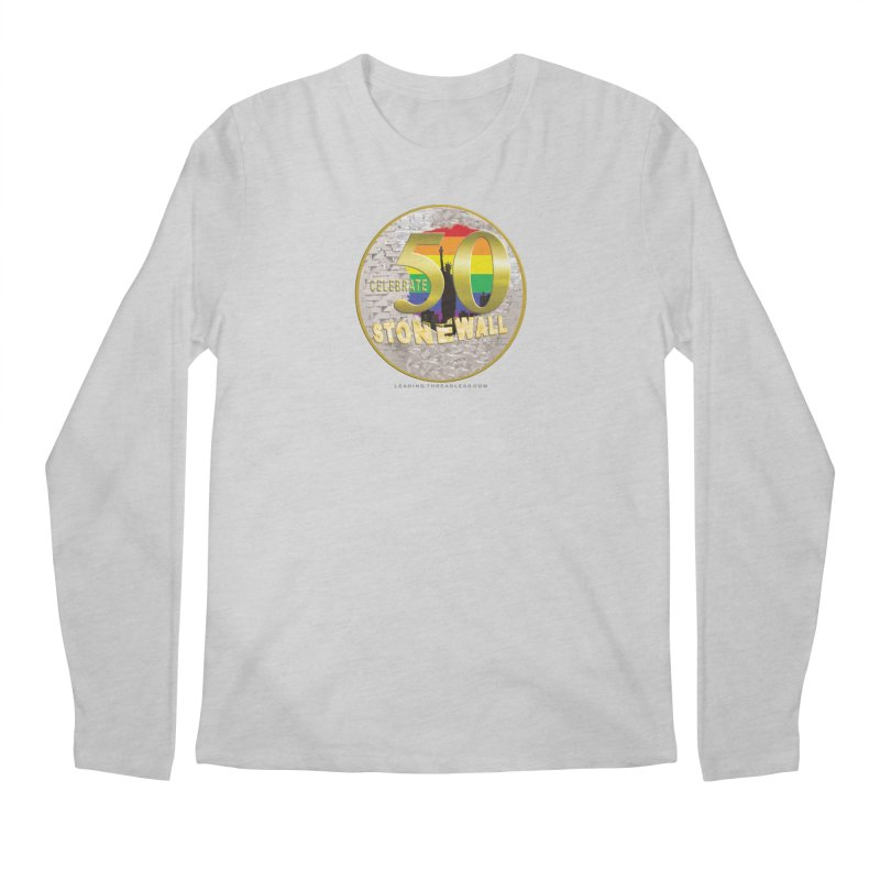 Stonewall 1969 Men's Regular Longsleeve T-Shirt by Leading Artist Shop