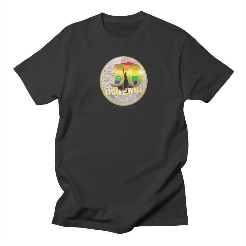 Stonewall 1969 Women's Regular Unisex T-Shirt by Leading Artist Shop