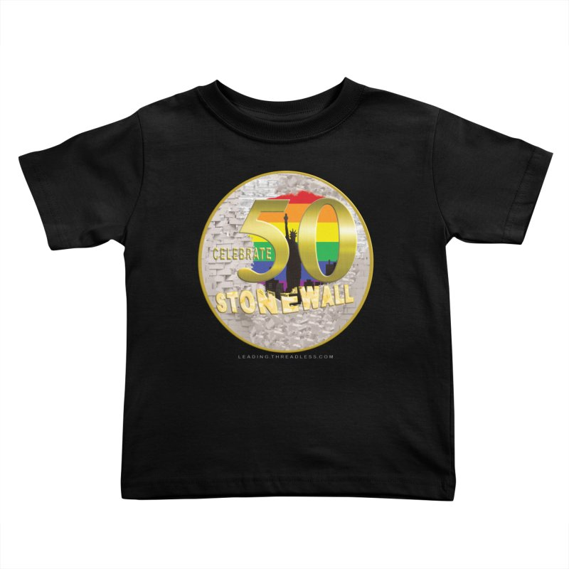 Stonewall 1969 Kids Toddler T-Shirt by Leading Artist Shop