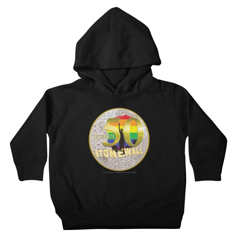 Stonewall 1969 Kids Toddler Pullover Hoody by Leading Artist Shop