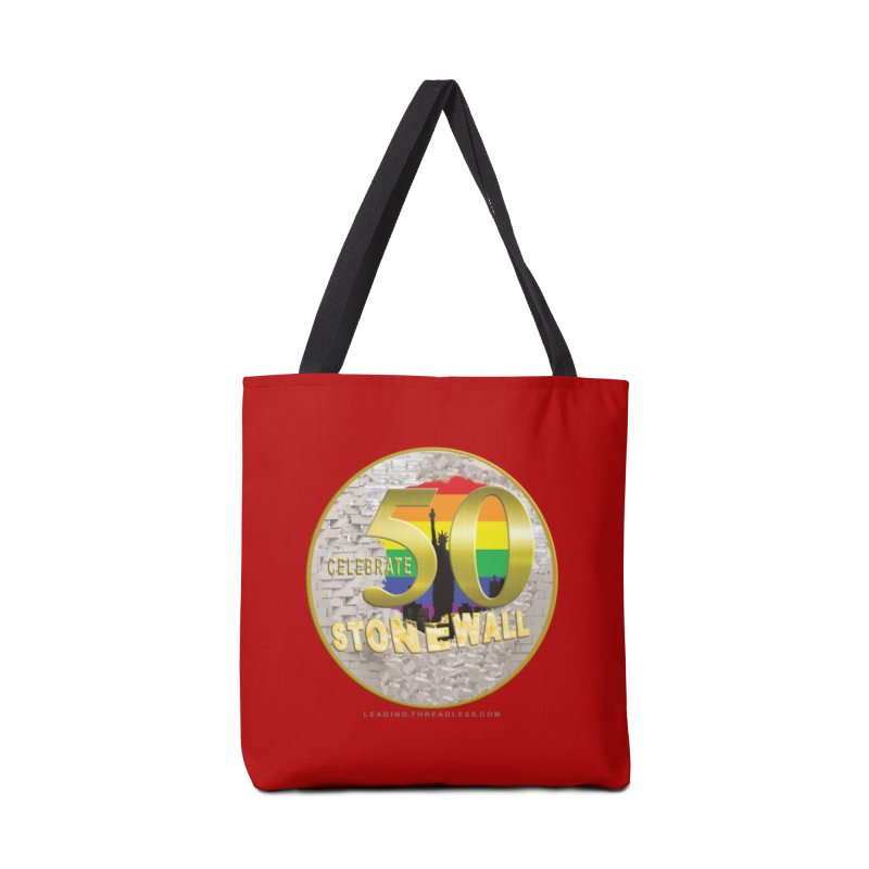 Stonewall 1969 Accessories Tote Bag Bag by Leading Artist Shop