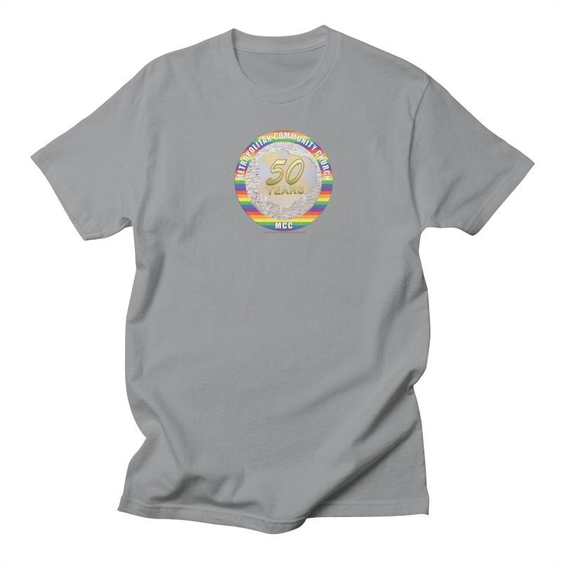Metropolitan Community Church Quad Cities - MCCQCA Men's Regular T-Shirt by Leading Artist Shop