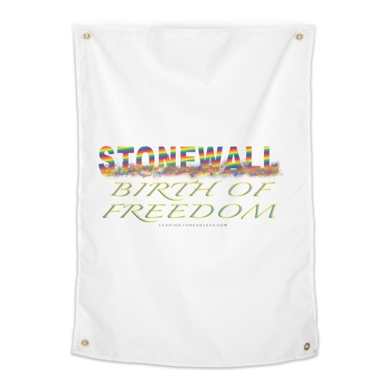 Stonewall Birth Of Freedom Home Tapestry by Leading Artist Shop
